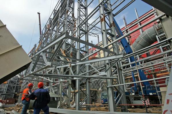 Белэнергомаш отправил первые металлоконструкции на строительство «Ростов Арены»