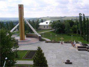 Строительство металлических ангаров в селе Гремячье Хохольского района