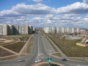 Строительство в Губкине Белгородской области