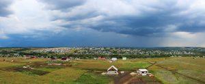 Быстровозводимые производственные помещения и ангары в пгт Вейделевка Белгородской области