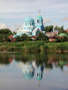 Строительство из ЛМК для нужд производства в г. Усмани Липецкой области