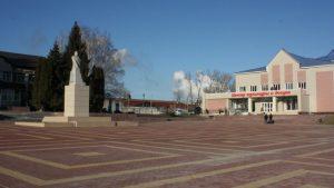 Арочные ангары в пгт. Хохольский Воронежской области