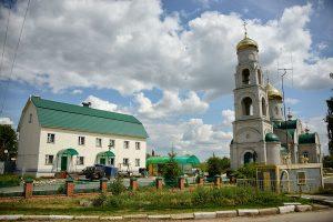 Экономичное строительство из ЛМК в поселке Добринка Липецкой области