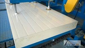 Производство сэндвич панелей с утеплителем из пенопласта